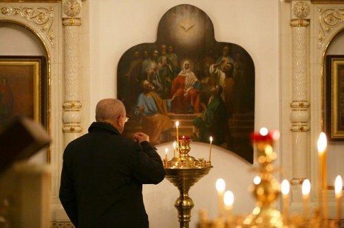 В Благовещенском кафедральном соборе Йошкар-Олы состоялась первая литургия на марийском языке
