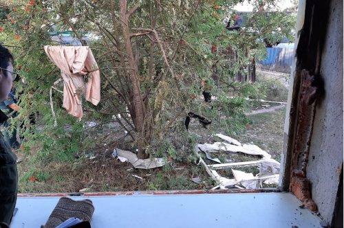 Правоохранительные органы проводят проверку по факту хлопка бытового газа в посёлке Красногорский