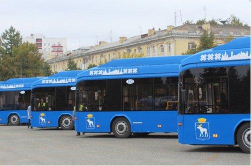 До воскресенья жители Йошкар-Олы могут бесплатно ездить на новых троллейбусах