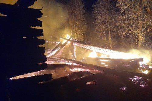 Два человека погибли в результате ночного пожара в Республике Марий Эл
