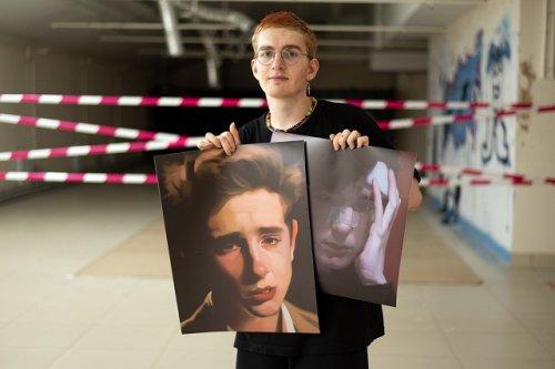 Костя Шварц: «В будущем я хотел бы помогать молодым художникам становиться увереннее в своих силах»