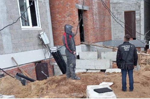 По факту гибели мужчины на стройке в посёлке Медведево возбуждено уголовное дело