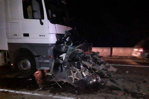 Водитель и пассажирка легкового автомобиля погибли в результате ДТП на Казанском тракте