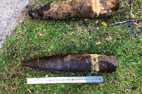 В Волжске обследованы и уничтожены найденные боеприпасы времён Великой отечественной войны