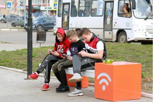 Марий Эл: «Ростелеком» обеспечил видеонаблюдением и беспроводным интернетом сквер в Волжске