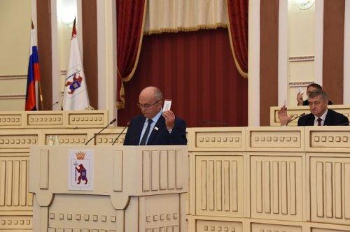 Депутаты Госсобрания Марий Эл приняли два новых закона, имеющих социальную направленность