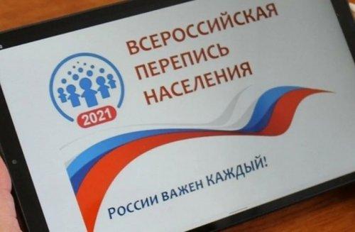 Заработала горячая линия Всероссийской переписи населения