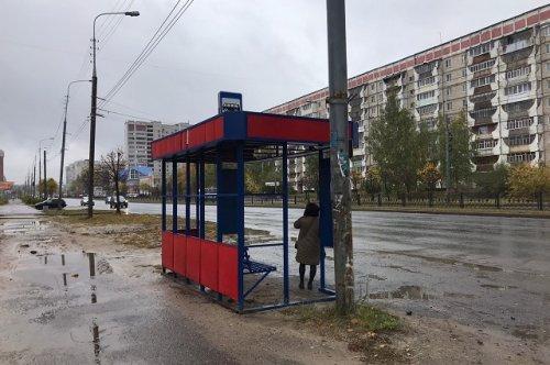 Остановку «Симферопольский бульвар» в Йошкар-Оле передвинули ближе к жилым домам