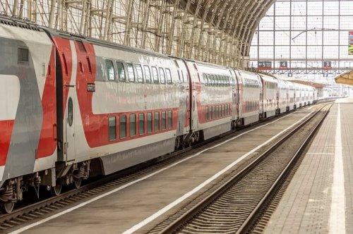 С нового года двухэтажные вагоны появятся в составе поезда Йошкар-Ола - Москва