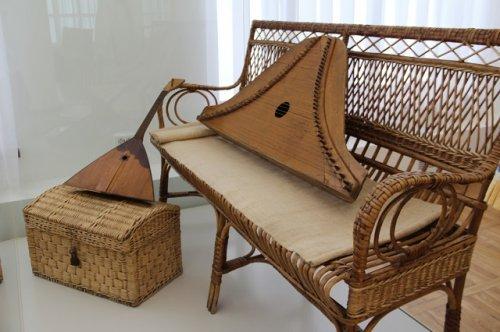 В Йошкар-Оле открылась выставка, посвящённая ремесленным промыслам горных марийцев