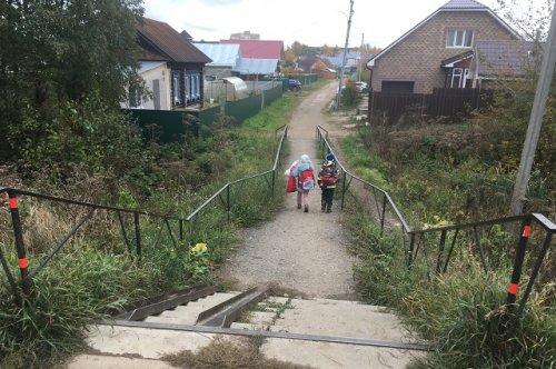 У общественников есть вопросы по поводу безопасности детей около трёх школ города Йошкар-Олы