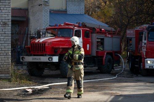 Причиной пожара в Йошкар-Оле стали электрогазосварочные работы на крыше здания