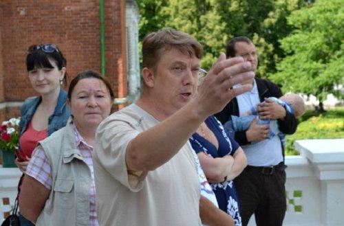 Экскурсовод юринского Замка Шереметева претендует на звание лучшего гида России
