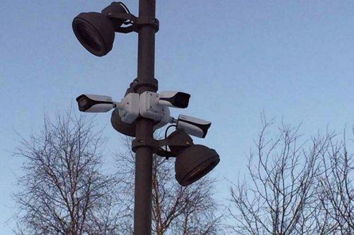 В 2021 году количество камер городского видеонаблюдения, установленных «Ростелекомом», превысило 350 тысяч