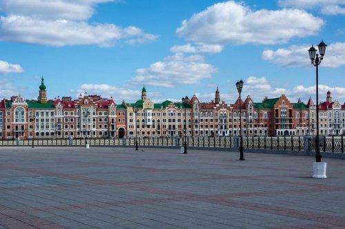 Йошкар-Ола попала в «пятёрку» российских городов, где архитектура напоминает европейскую