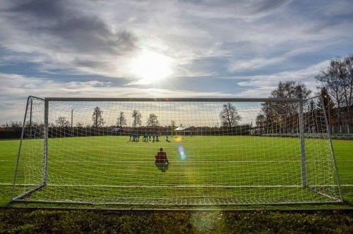 В посёлке Красногорский Звениговского района появилось новое современное футбольное поле